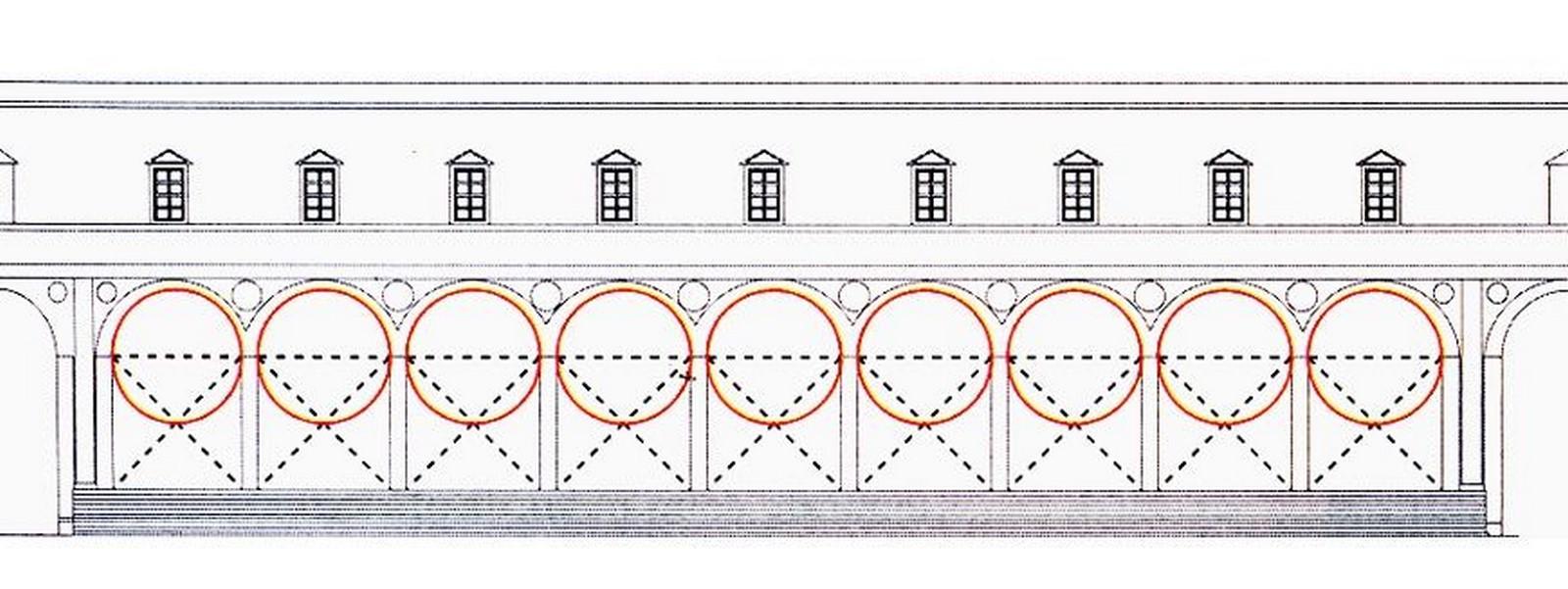Ospedale degli Innocenti, Florence (c.1419-27) - Sheet2