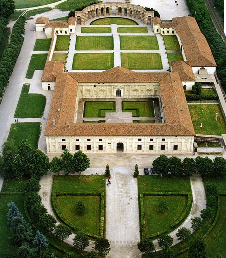Palazzo del Te, Mantua (c.1525–35) - Sheet3