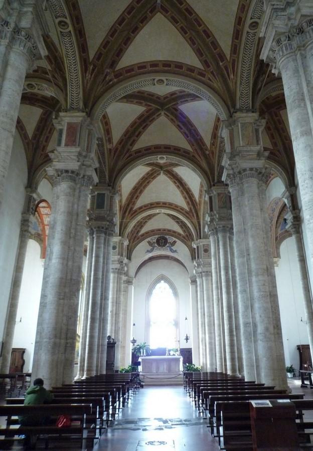 Pienza Cathedral, Pienza (c.1459-62) - Sheet2