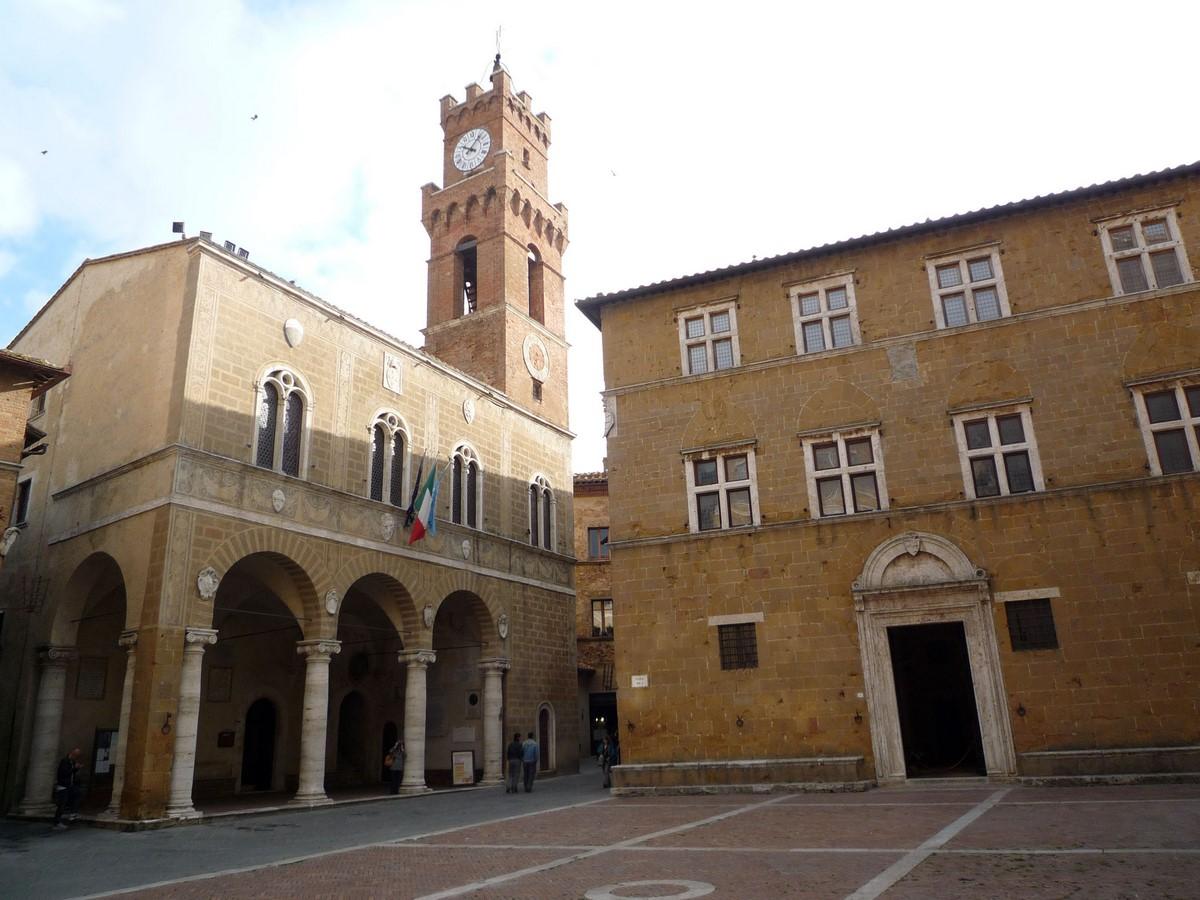 Pienza Cathedral, Pienza (c.1459-62) - Sheet3