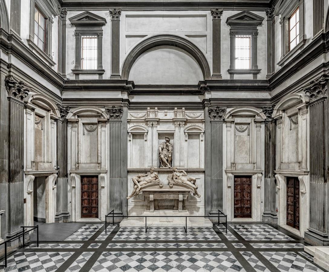 Basilica di San Lorenzo, Florence (c.1470) - Sheet1