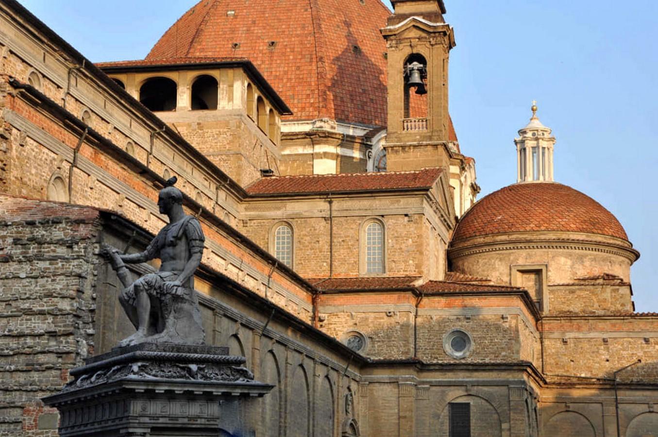 Basilica di San Lorenzo, Florence (c.1470) - Sheet3