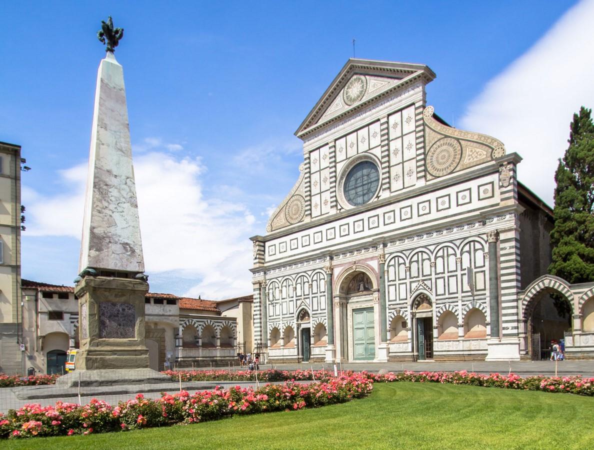 Santa Maria Novella, Florence (c.1470) - Sheet1