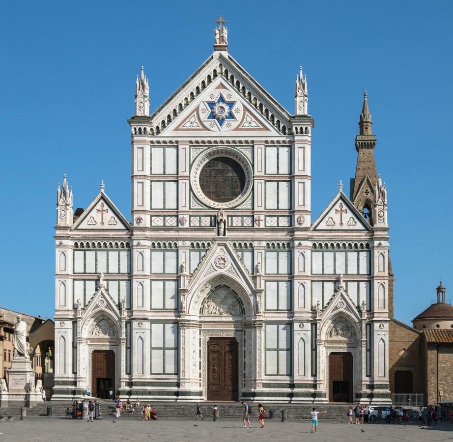 Santa Maria Novella, Florence (c.1470) - Sheet3