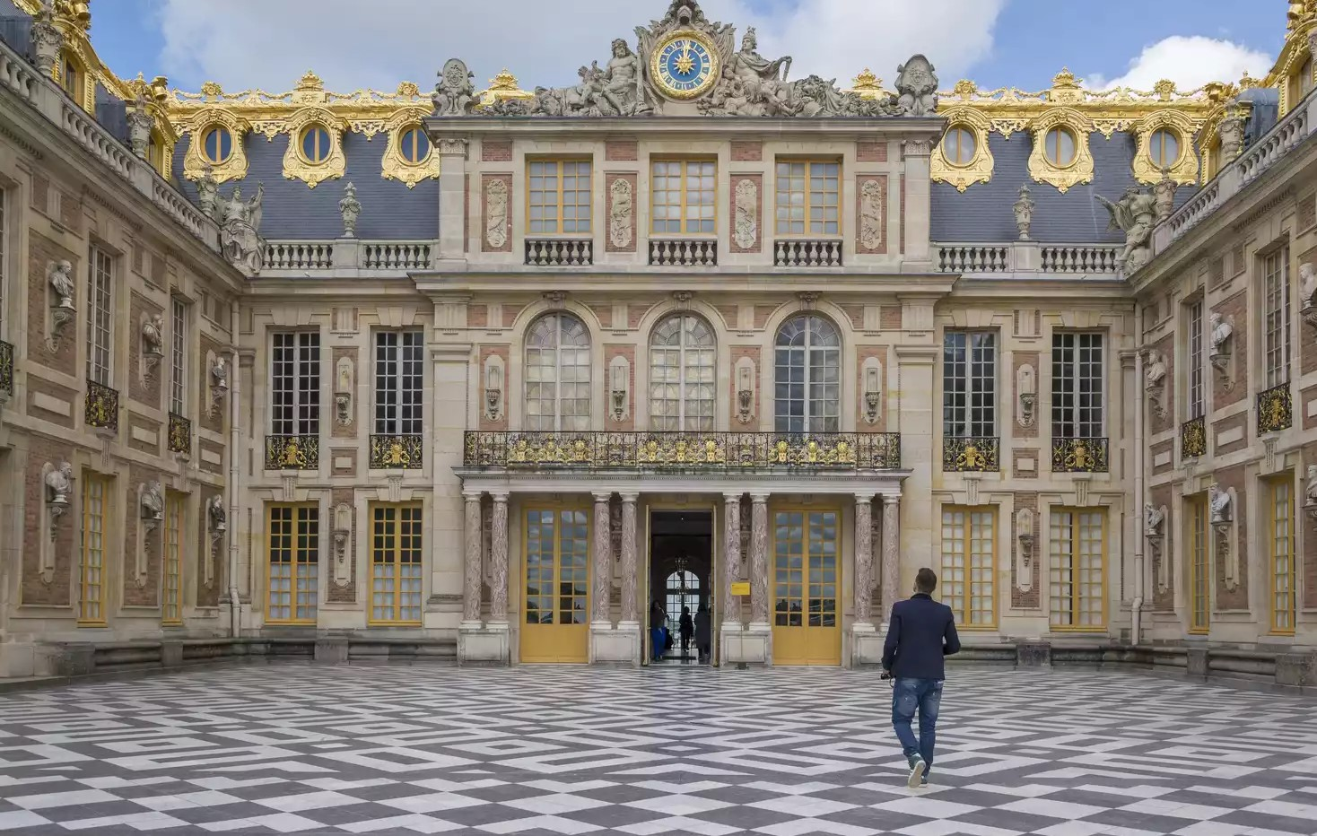 Architecture Styles - Baroque - sheet1