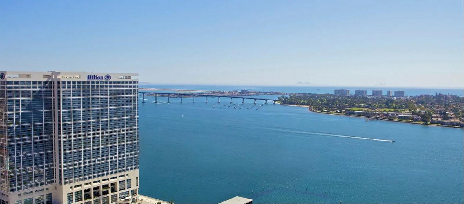 Hilton San Diego Bayfront - Sheet2