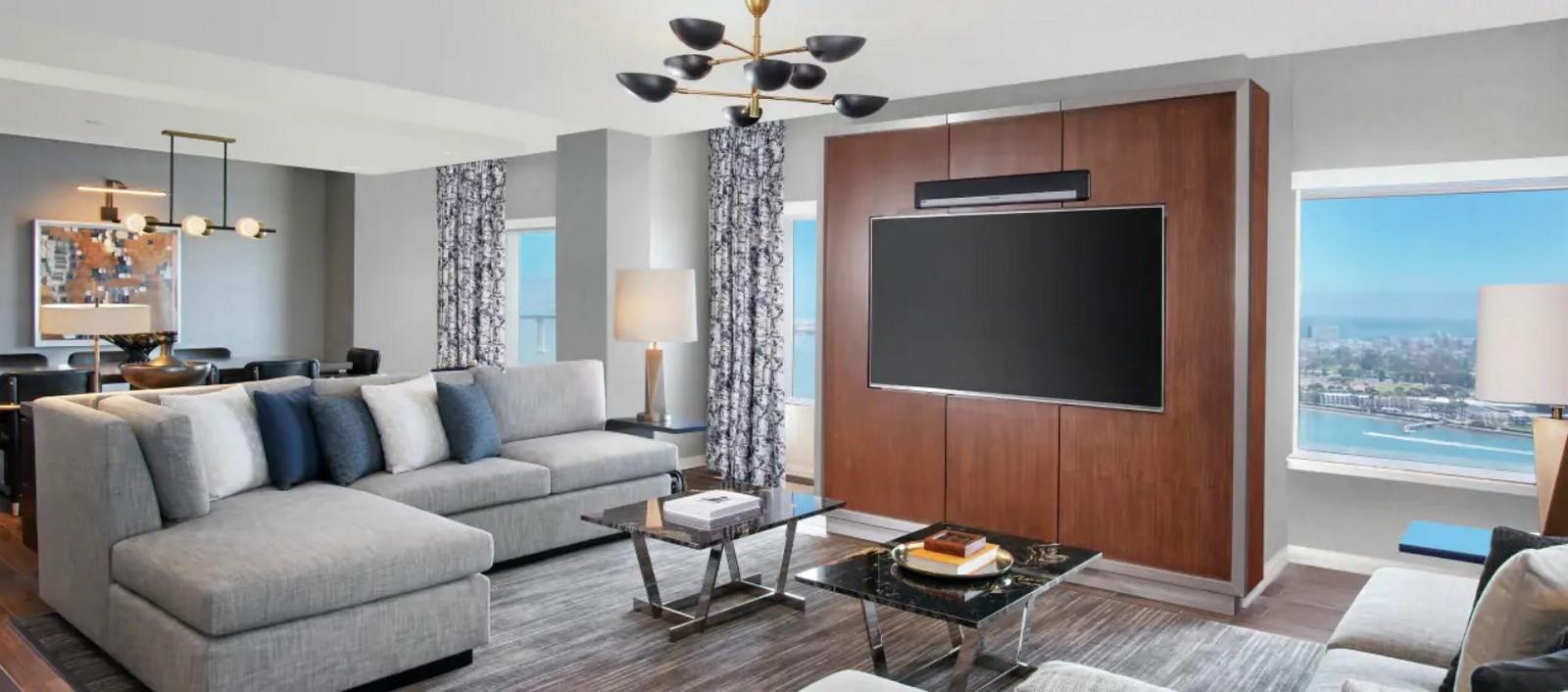 Hilton San Diego Bayfront - Sheet3