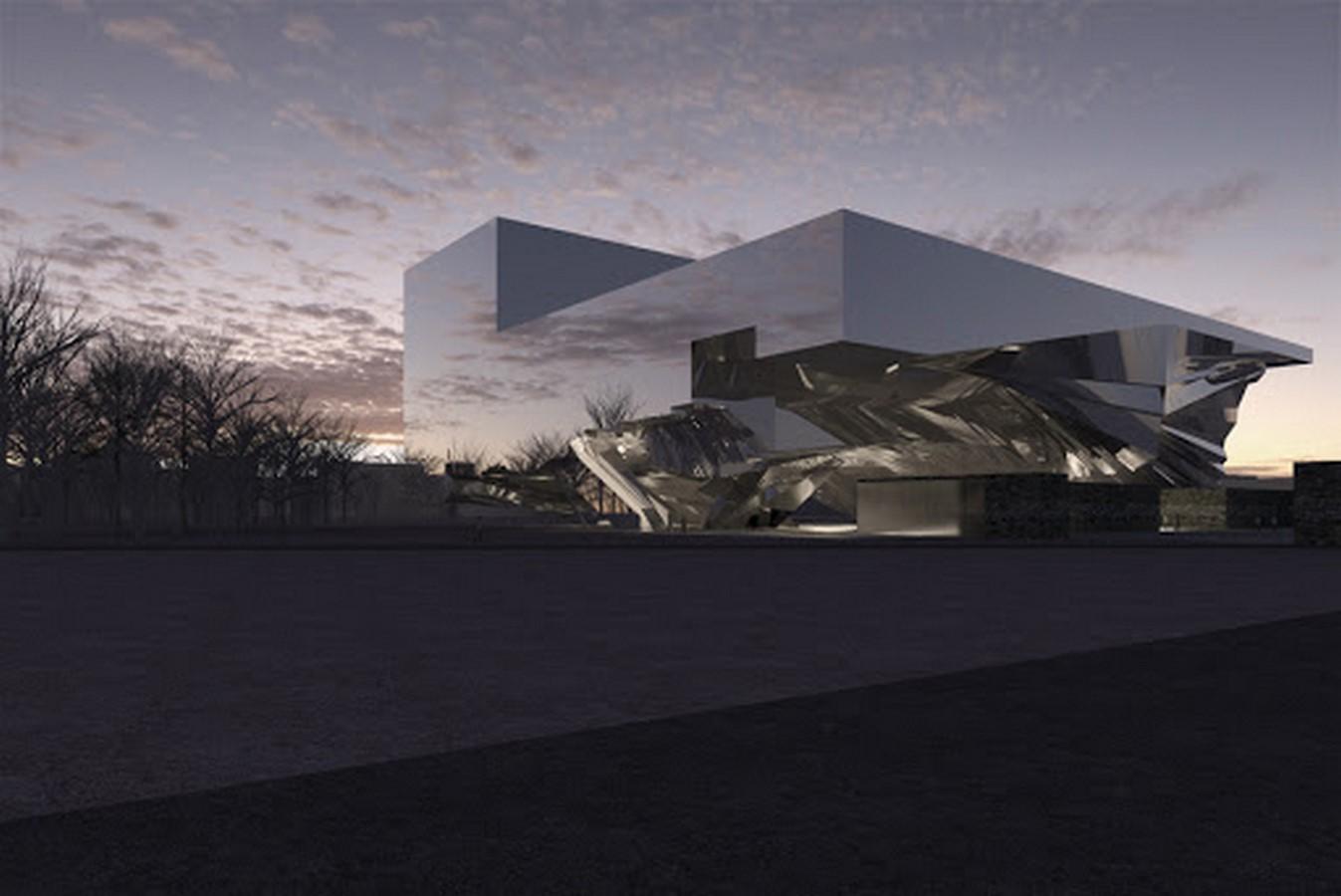 Museum of the Second World War International Competition, Gdansk, Poland - Sheet1