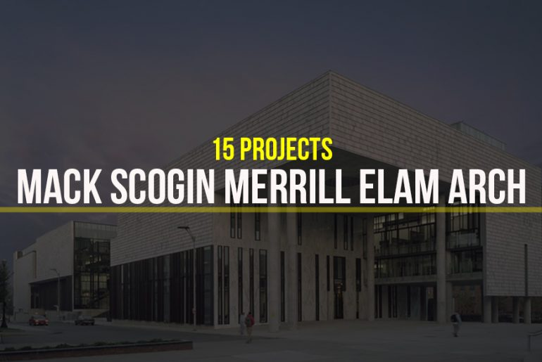 Mack Scogin Merrill Elam Arch- 15 Iconic Projects