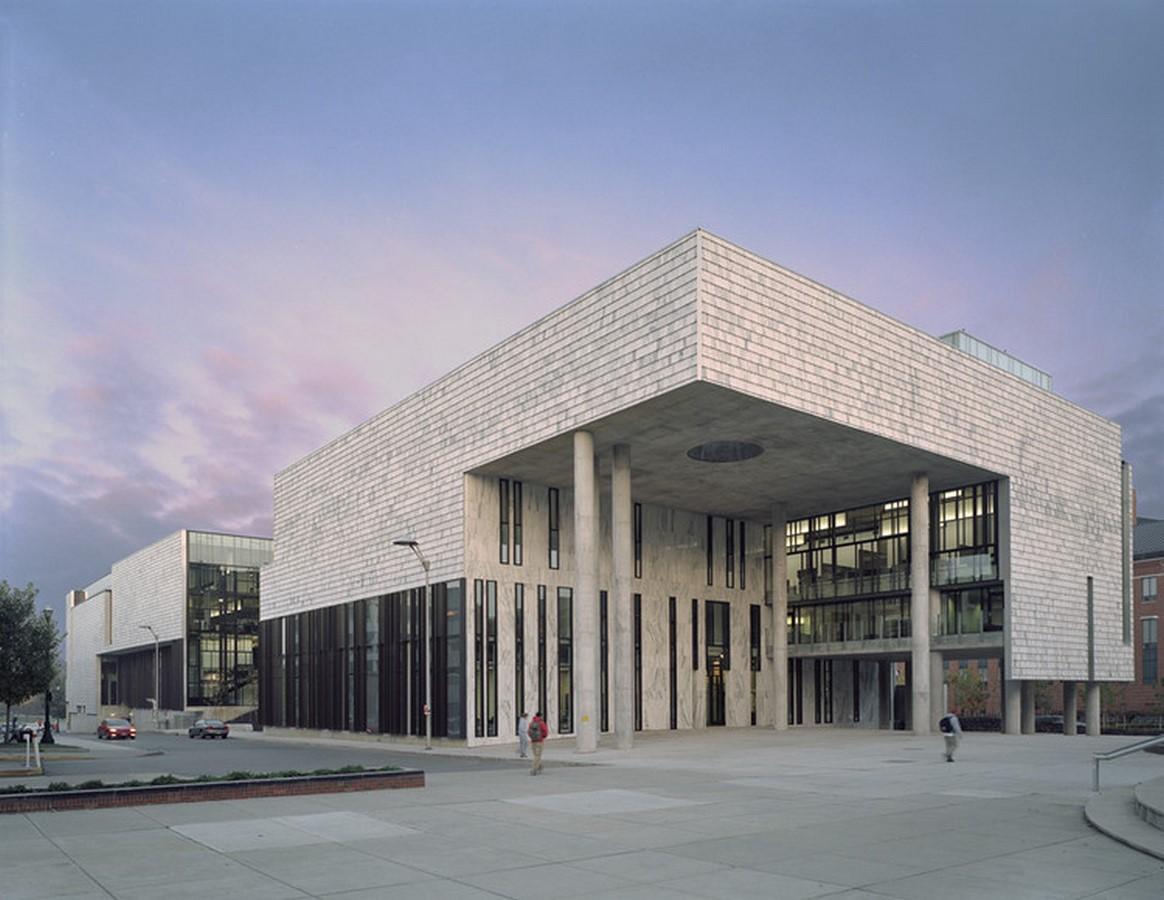 Austin E. Knowlton School of Architecture, Columbus, Ohio - Sheet1