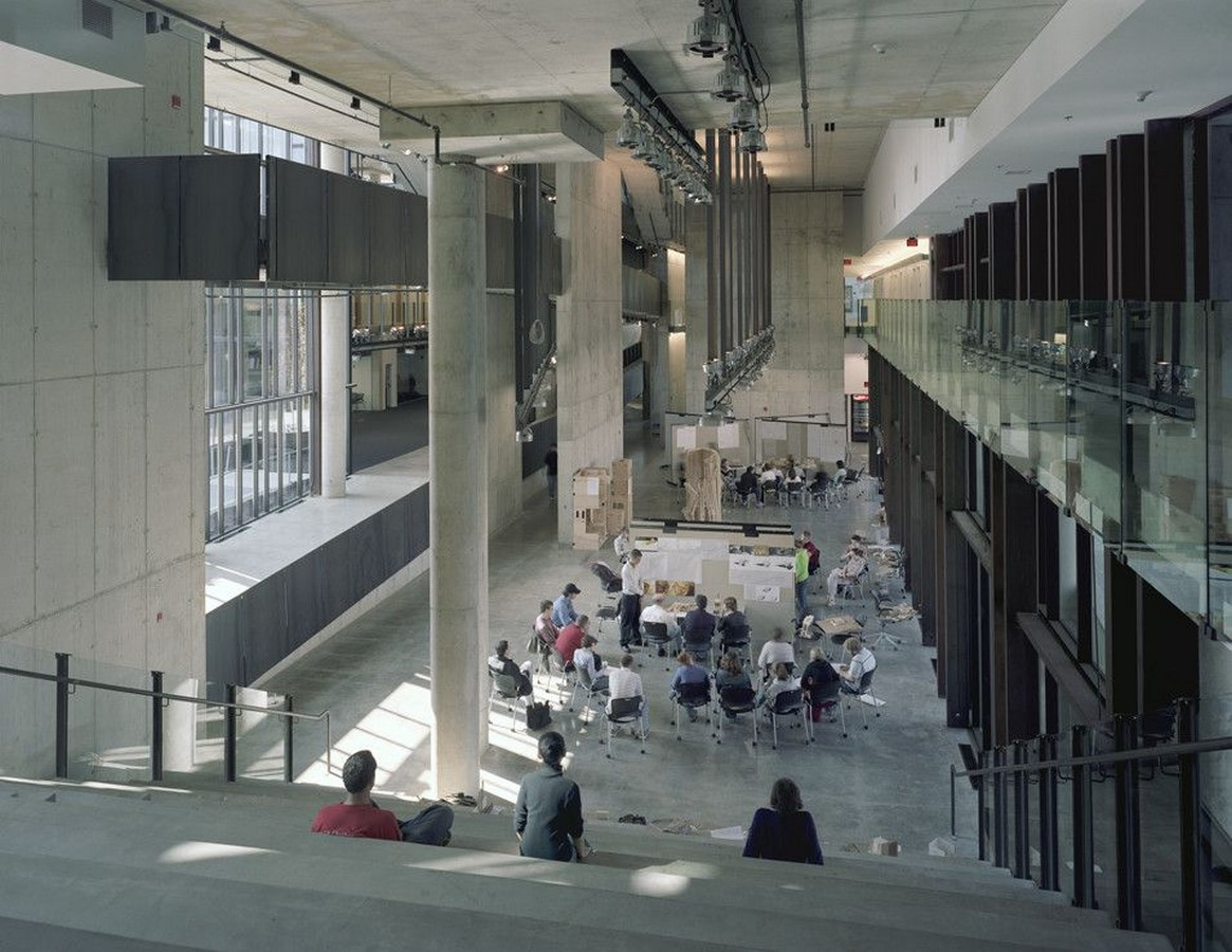 Austin E. Knowlton School of Architecture, Columbus, Ohio - Sheet3
