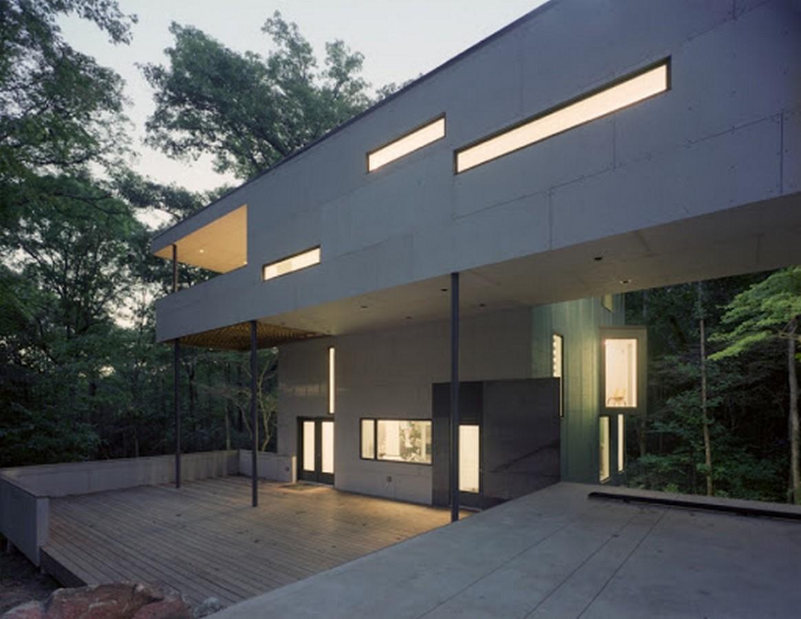 Bailey House Studio, Atlanta, Georgia - Sheet2