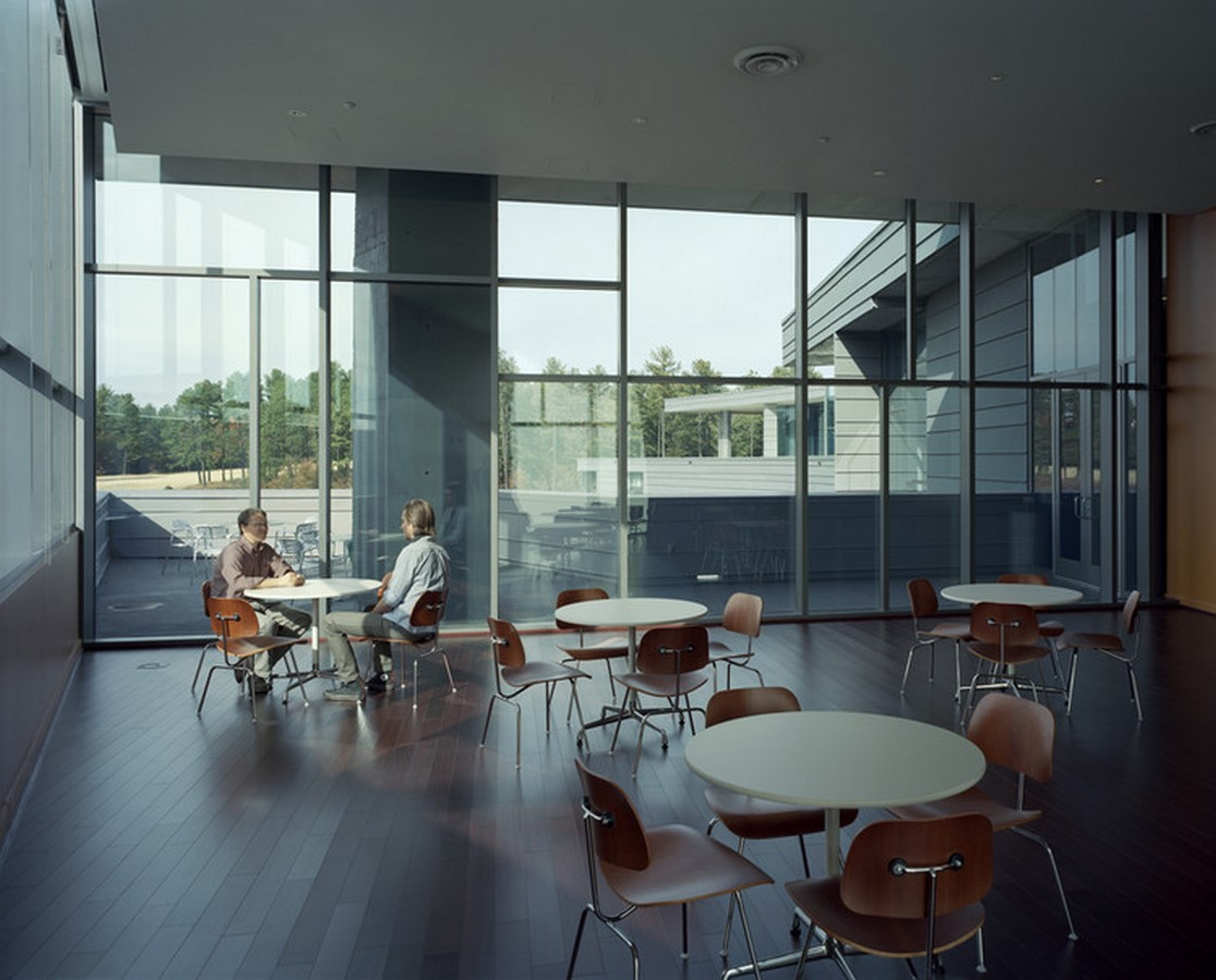 Carroll Campbell Jr. Graduate Engineering Centre, Greenville, South Carolina - Sheet2