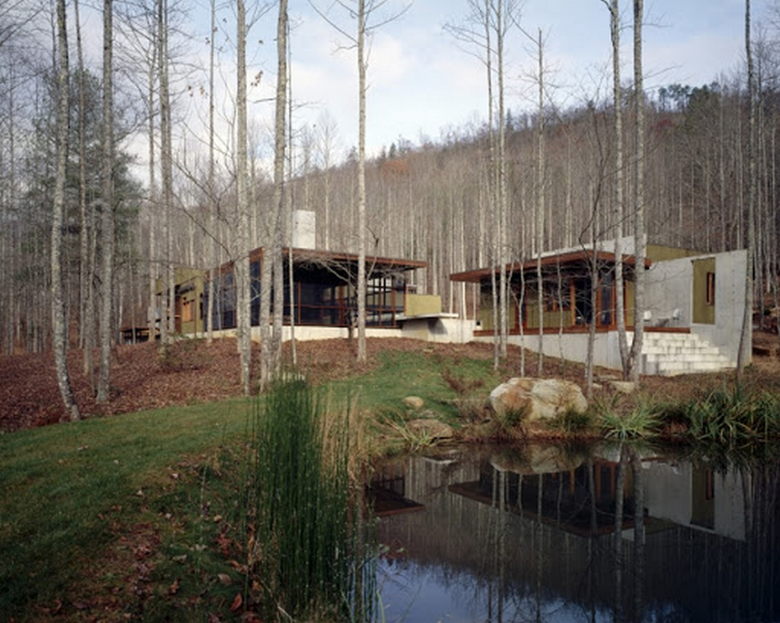 Mountain House, Dillard, Georgia - Sheet1