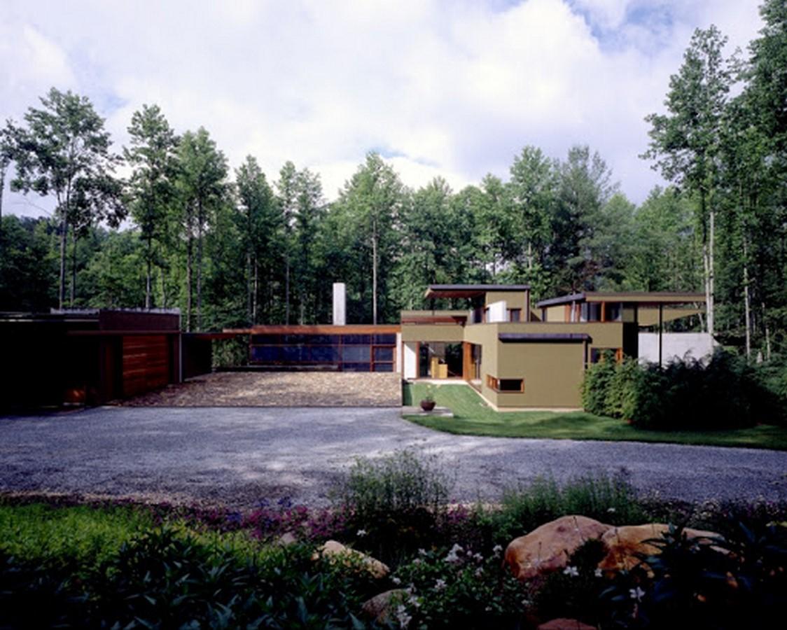 Mountain House, Dillard, Georgia - Sheet2