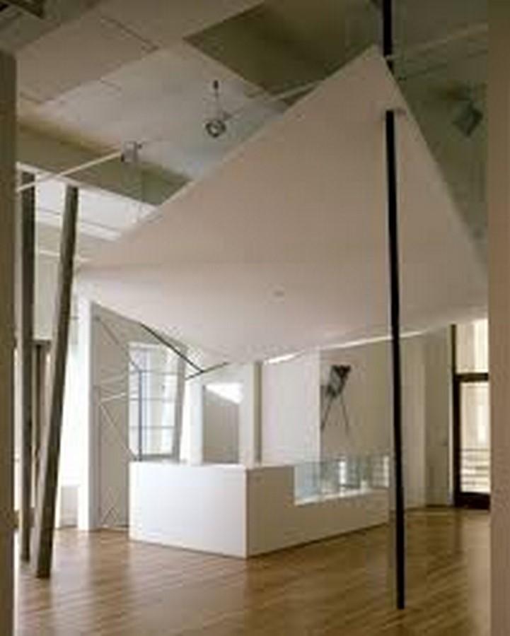 New Visions Gallery for the Bureau of Cultural Affairs, Atlanta, Georgia - Sheet1