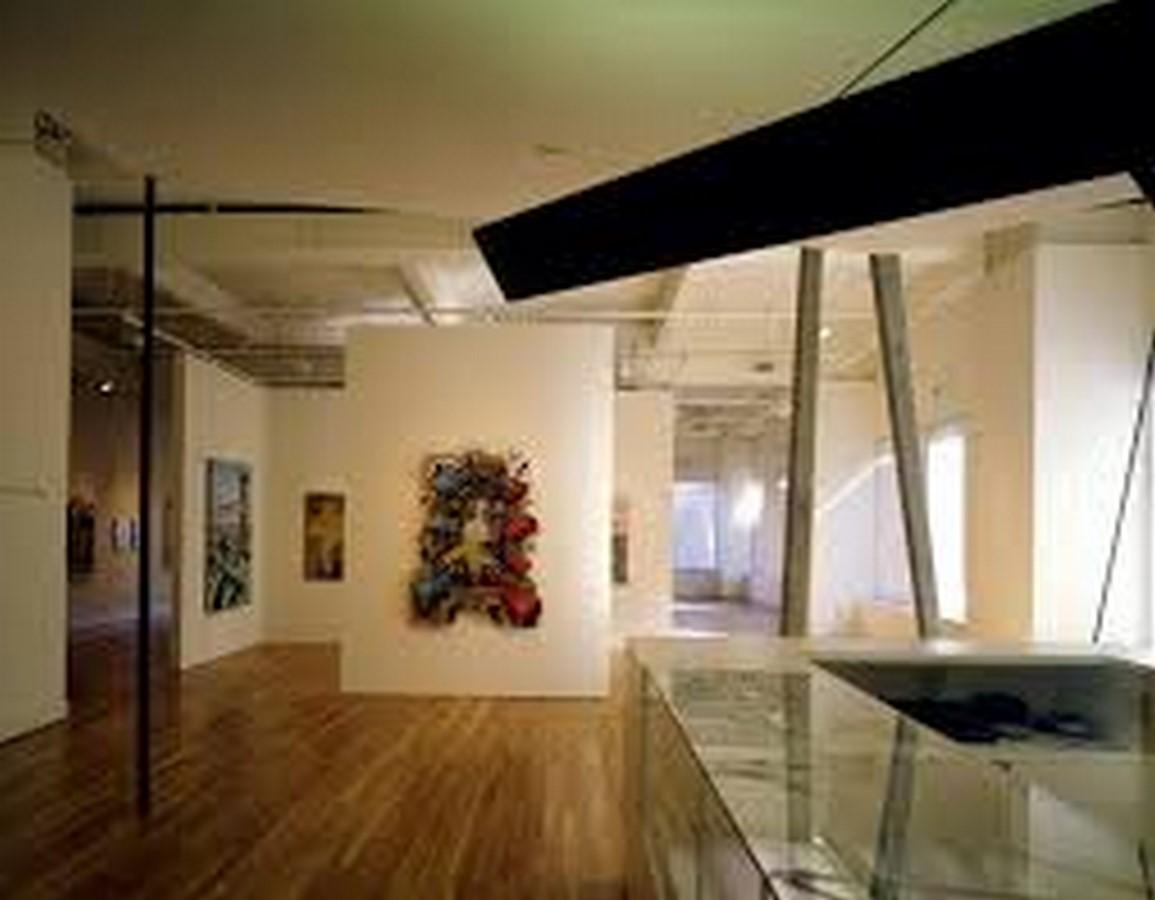 New Visions Gallery for the Bureau of Cultural Affairs, Atlanta, Georgia - Sheet2