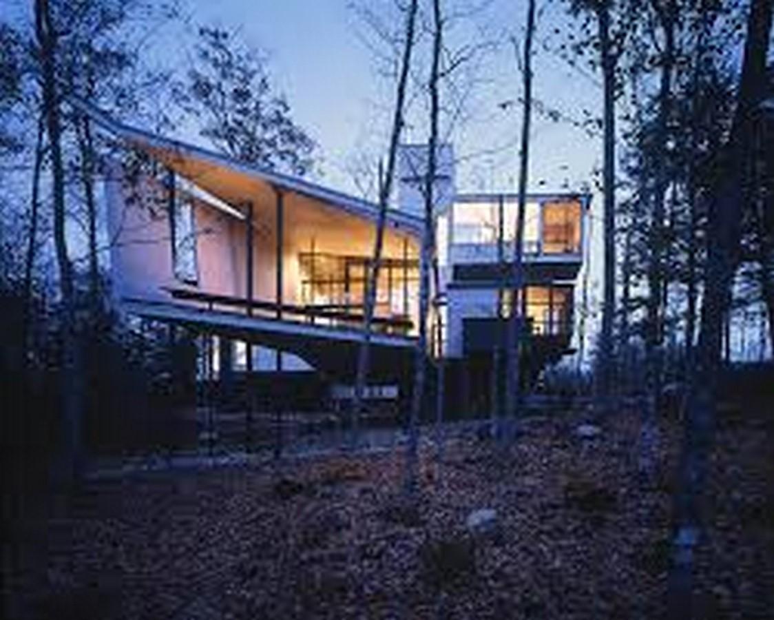 Nomentana Residence, Stoneham, Maine - Sheet1
