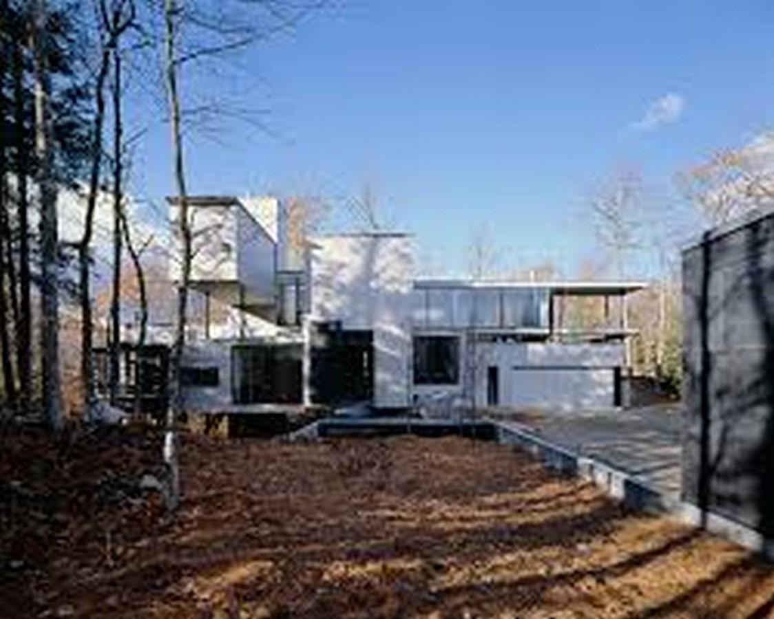 Nomentana Residence, Stoneham, Maine - Sheet2