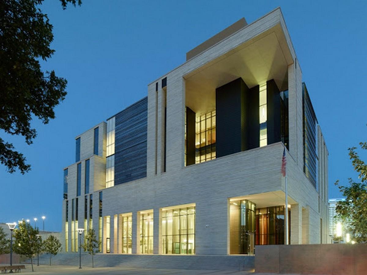 United States Courthouse, Austin, Texas - Sheet2