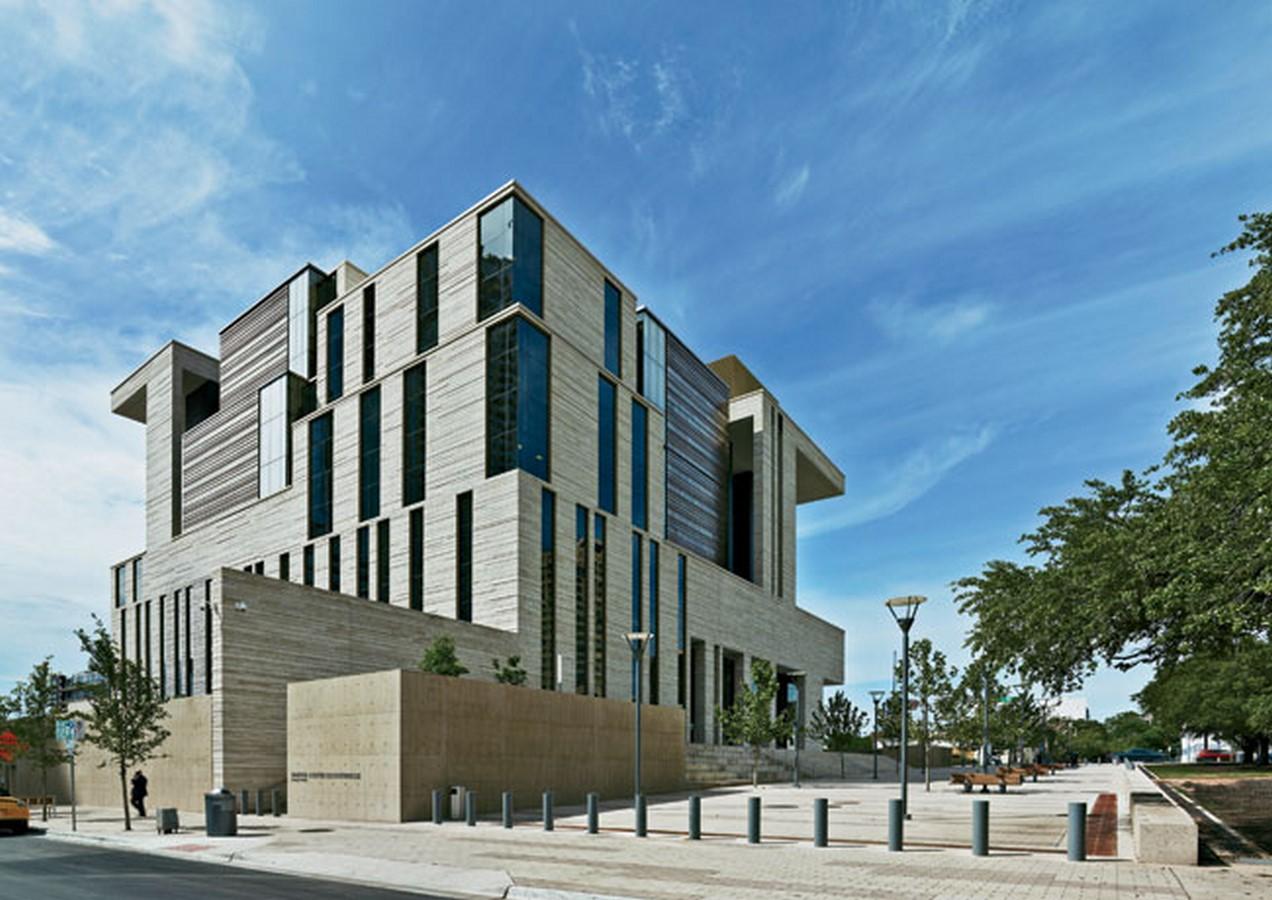 United States Courthouse, Austin, Texas - Sheet3