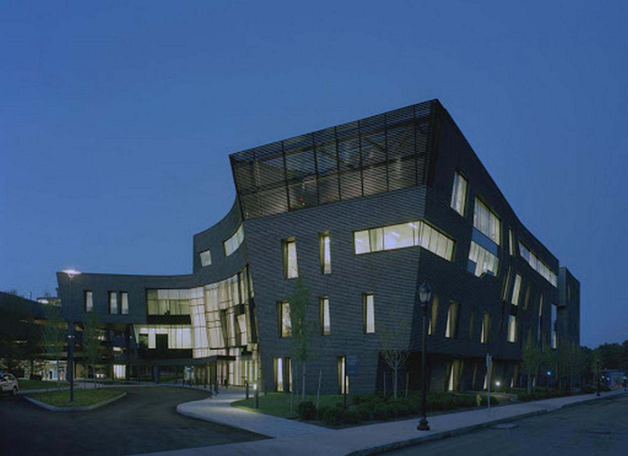 Yale Health Centre, New Haven, Connecticut - Sheet1