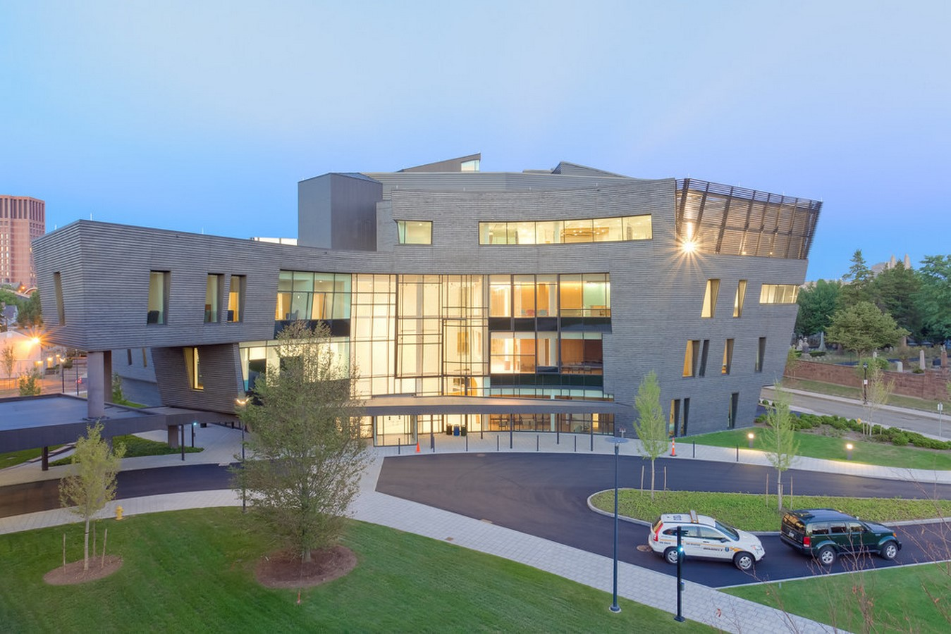 Yale Health Centre, New Haven, Connecticut - Sheet3