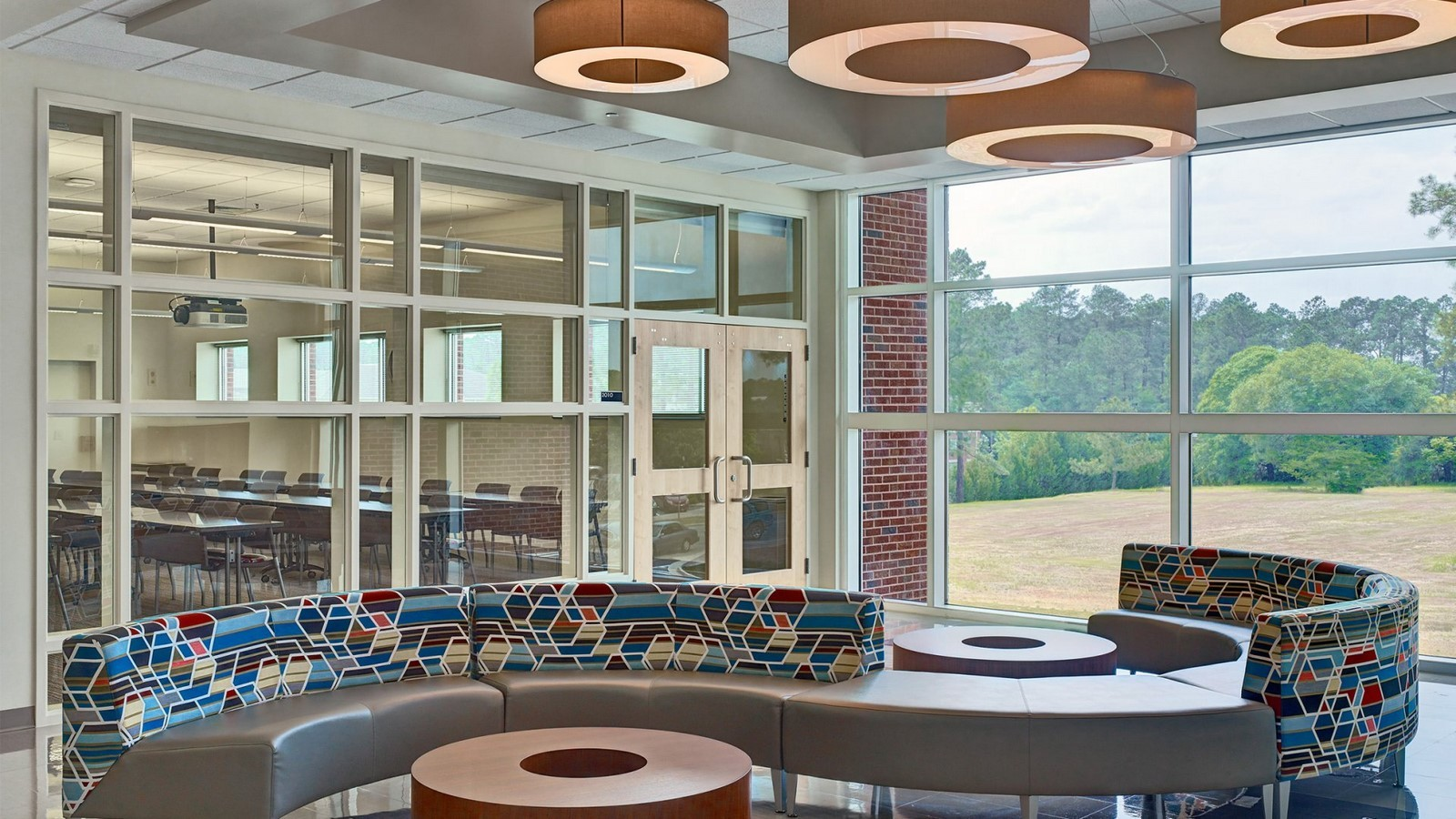 Georgia Southern University Health Services Building - Sheet1