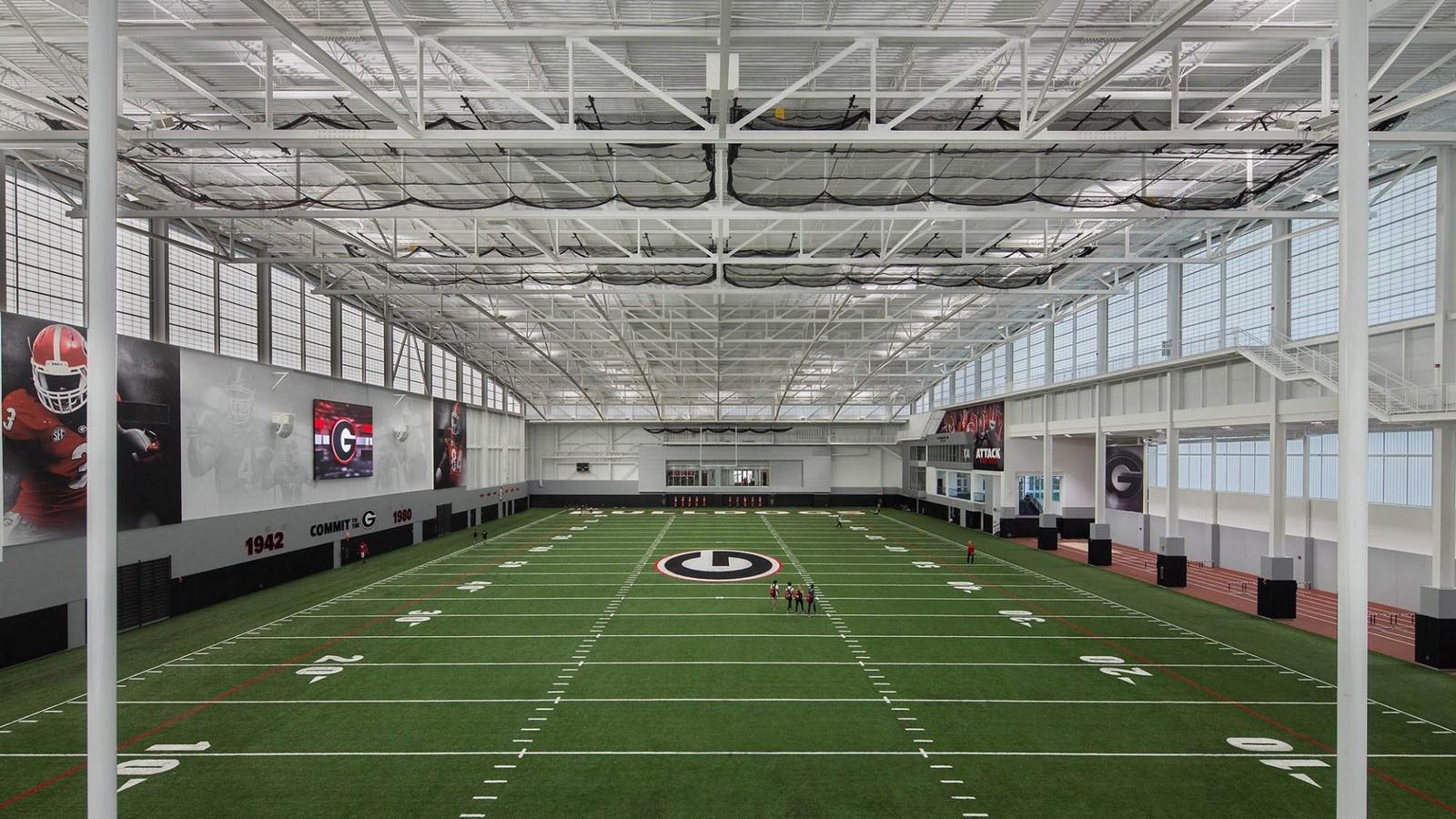William Porter Payne and Portar Otis Payne Indoor Athletic Facility - Sheet2