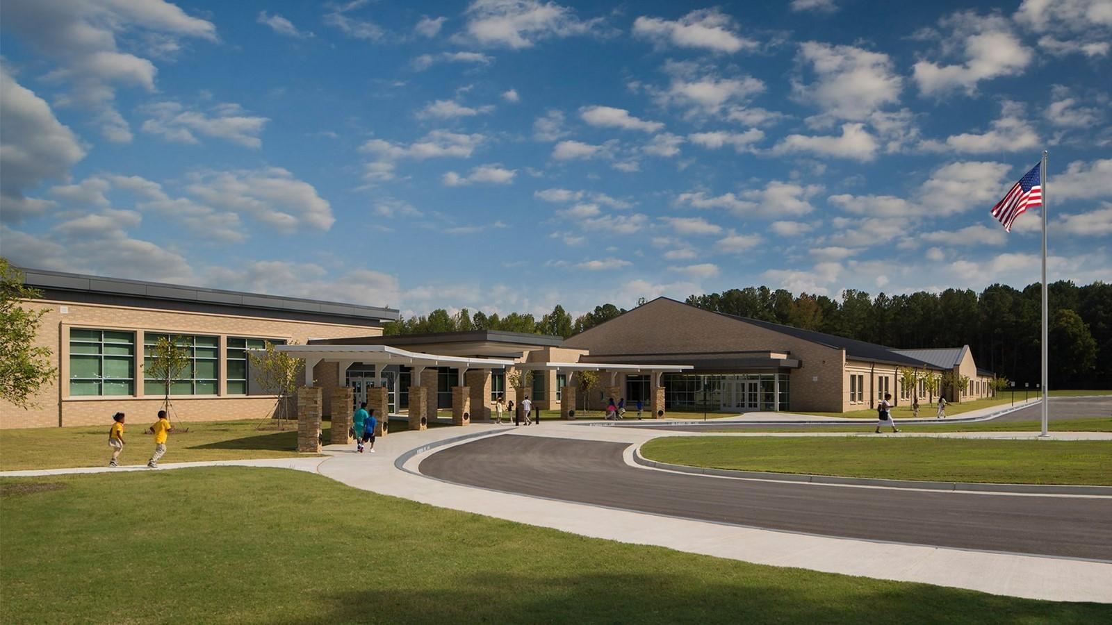 C.H Gullatt elementary school - Sheet1