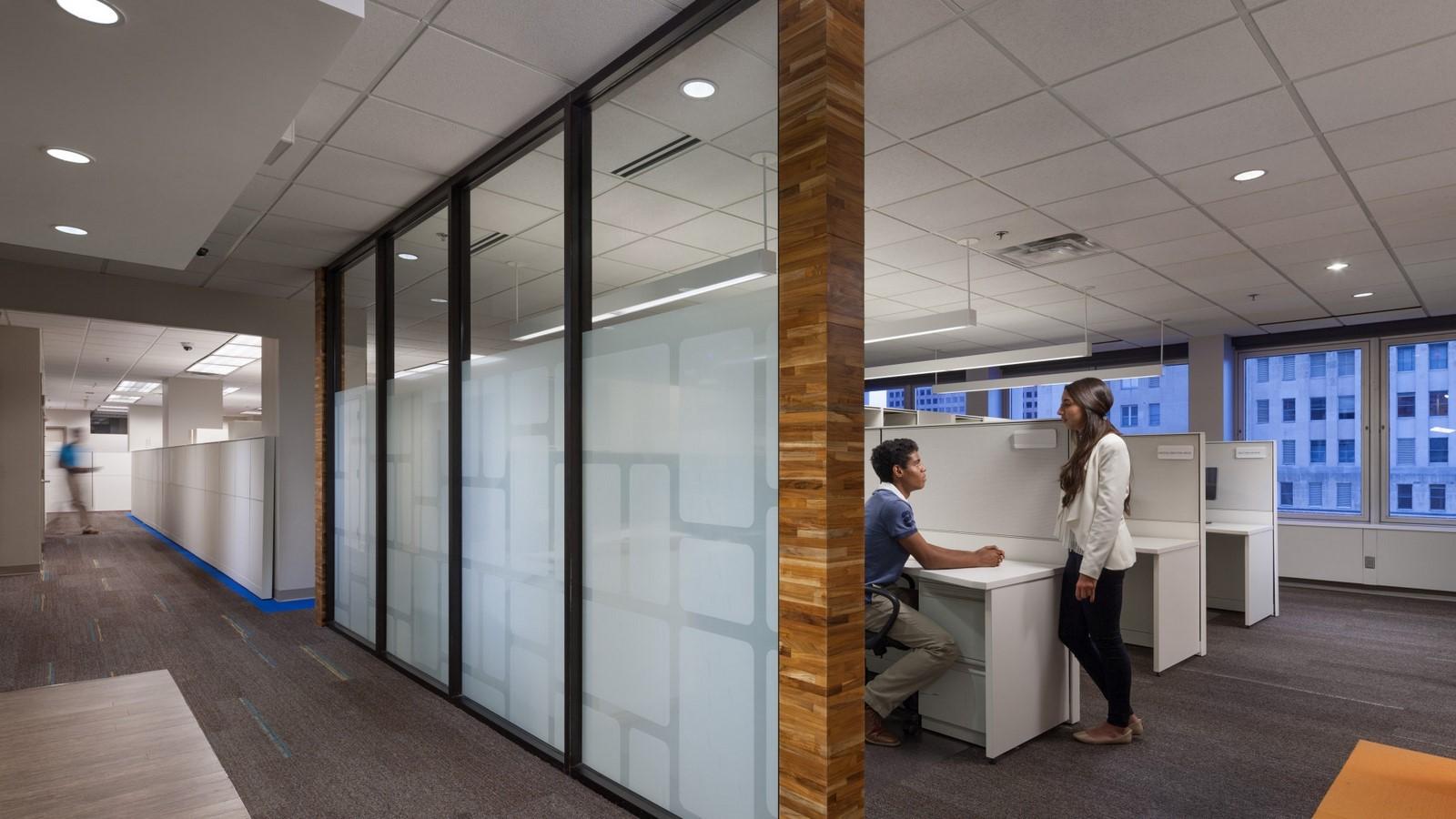 YMCA Corporate Office Renovation - Sheet1