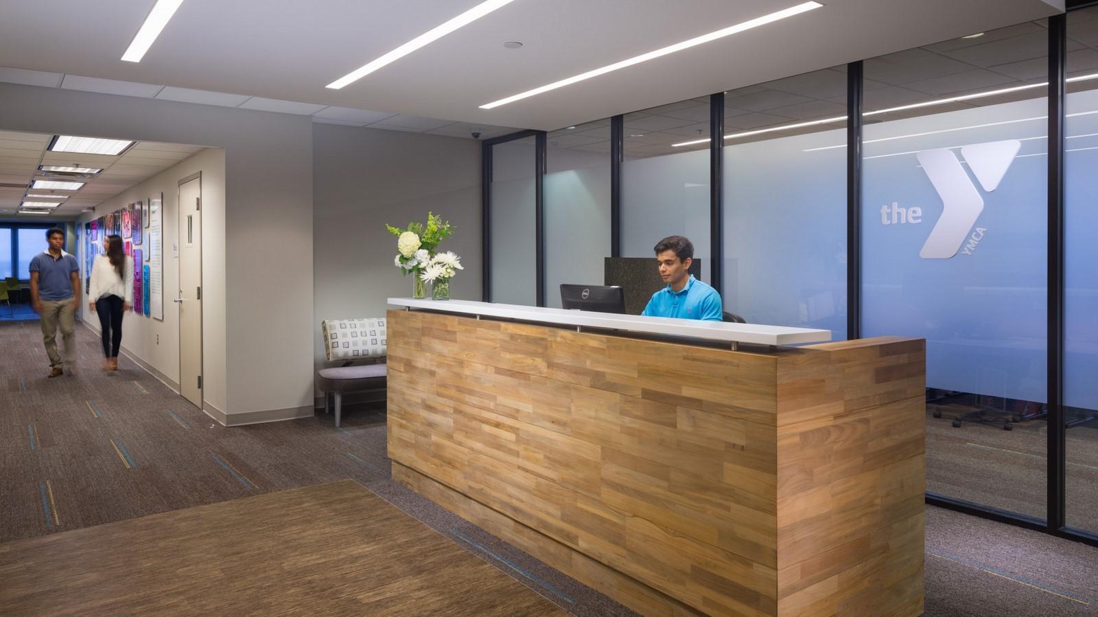 YMCA Corporate Office Renovation - Sheet2