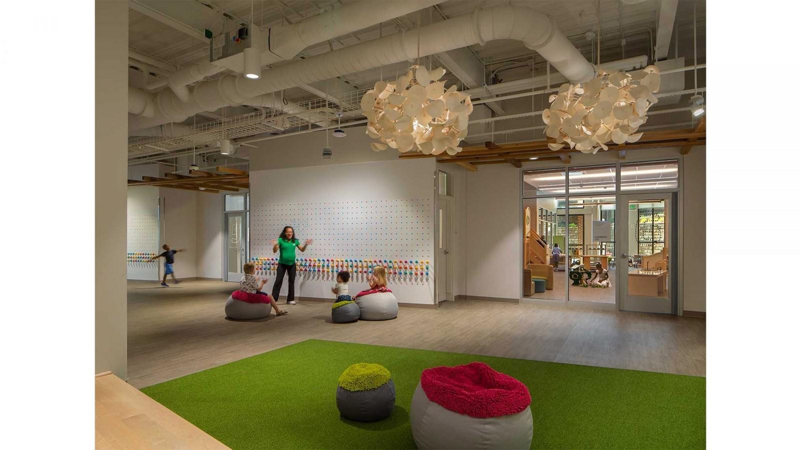 YMCA Early learning center - Shet2