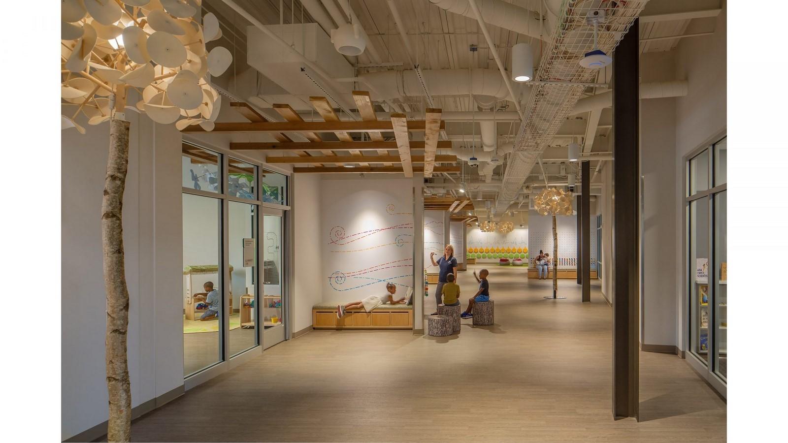 YMCA Early learning center - Shet3