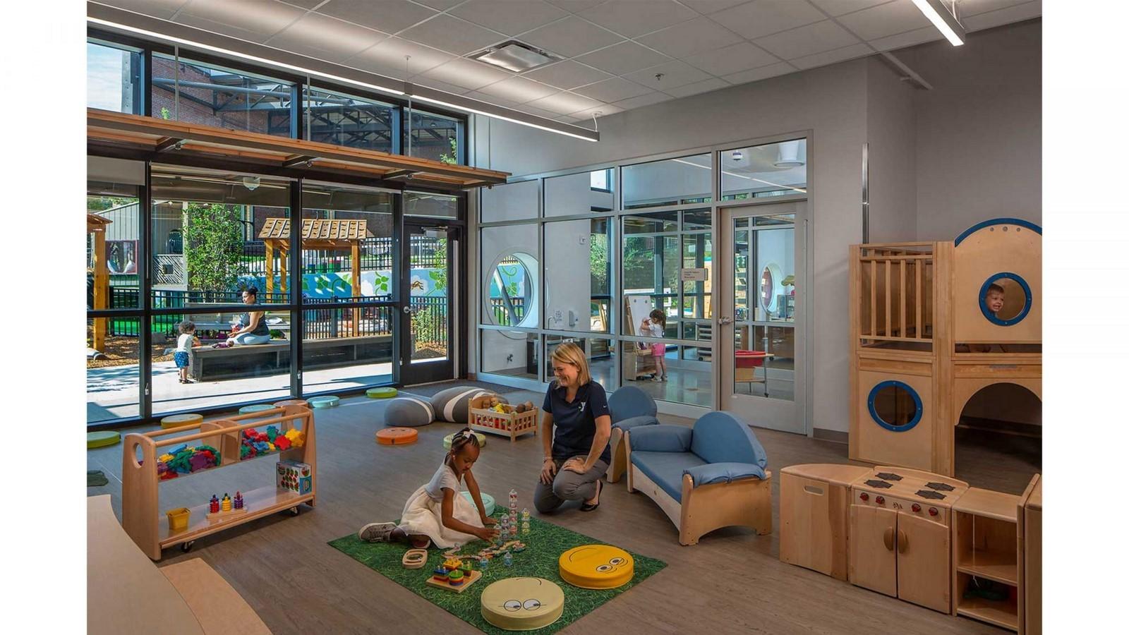 YMCA Early learning center - Shet4