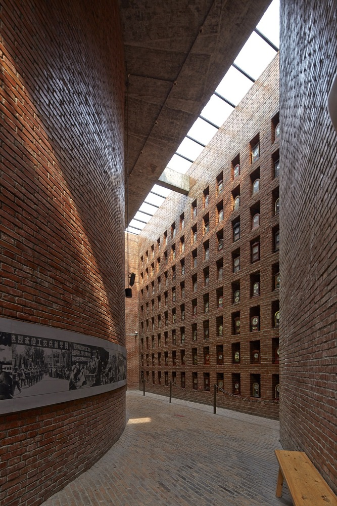 Clock Museum Of the Cultural Revolution by Jiakun Architects- Order within the Chaos - Sheet1