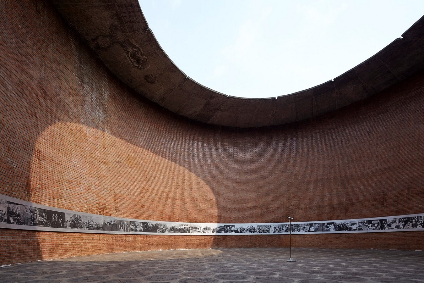 Clock Museum Of the Cultural Revolution by Jiakun Architects- Order within the Chaos - Sheet10