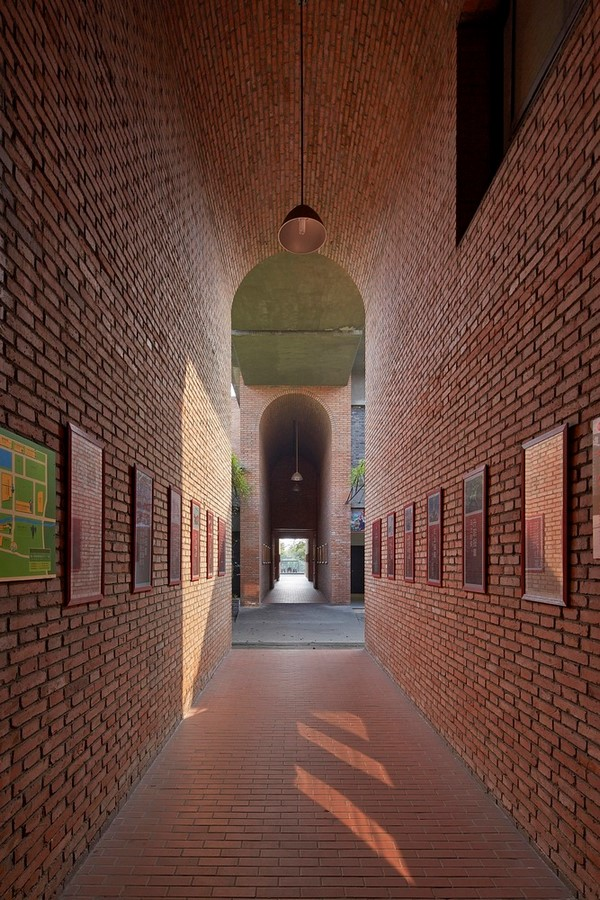 Clock Museum Of the Cultural Revolution by Jiakun Architects- Order within the Chaos - Sheet5