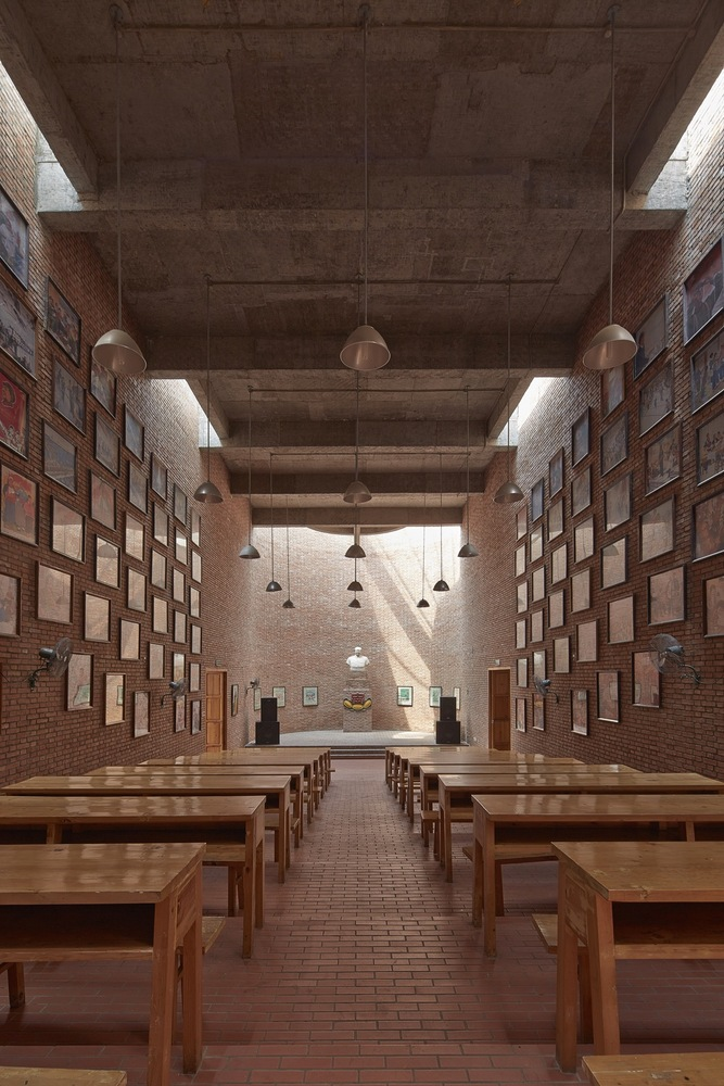 Clock Museum Of the Cultural Revolution by Jiakun Architects- Order within the Chaos - Sheet7