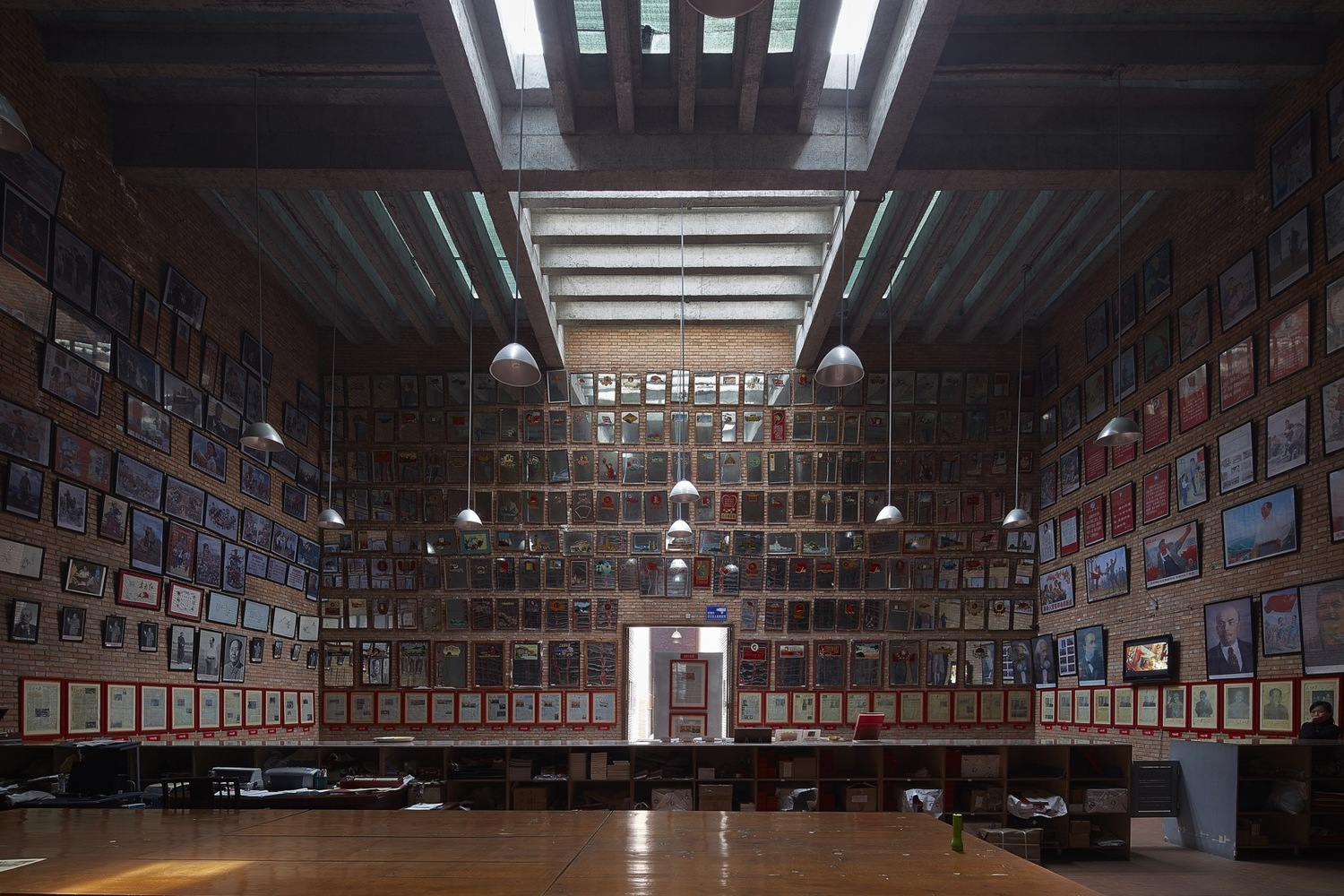 Clock Museum Of the Cultural Revolution by Jiakun Architects- Order within the Chaos - Sheet8