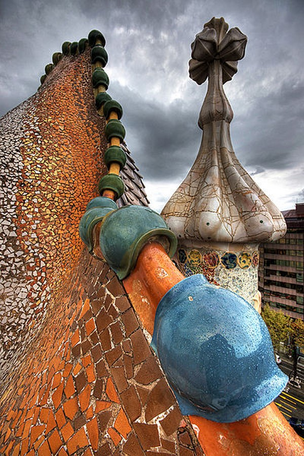 The development and implementation of Gaudi's design philosophy - Sheet2