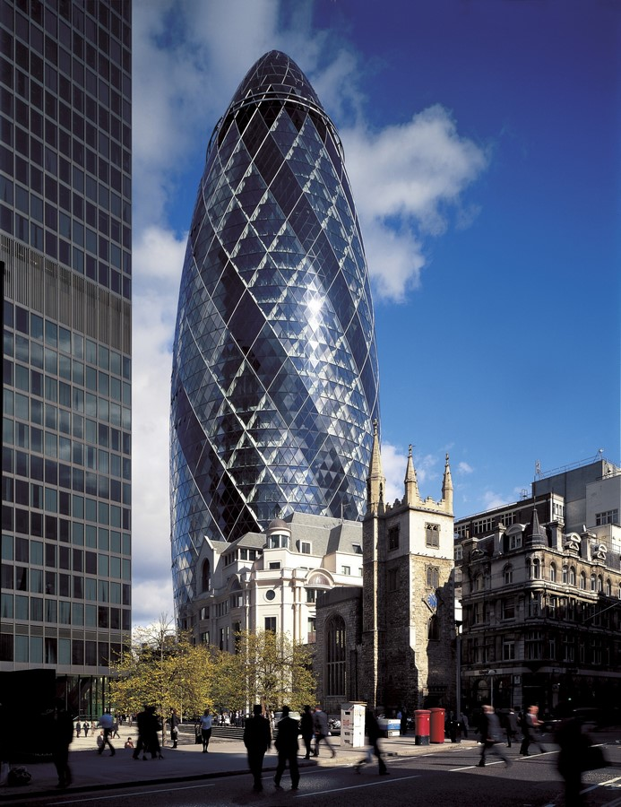 10 Things you did not know about Norman Foster - Sheet6