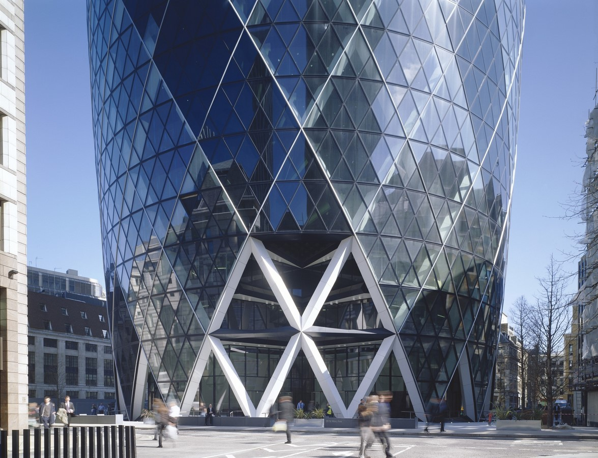 10 Things you did not know about Norman Foster - Sheet7