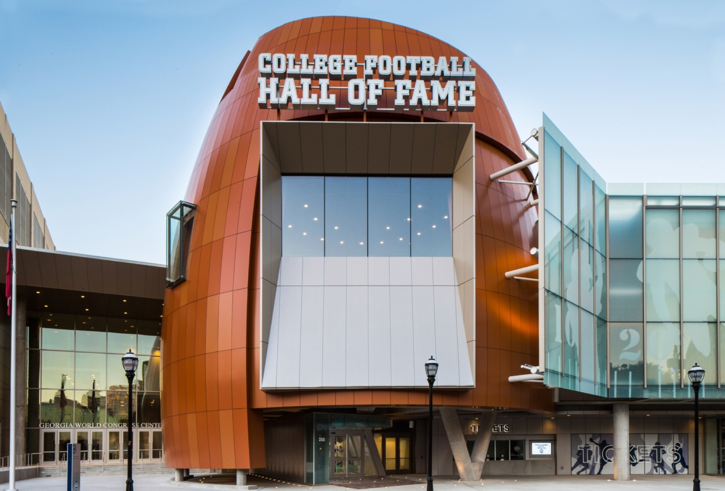 College Football Hall of Fame - Sheet1