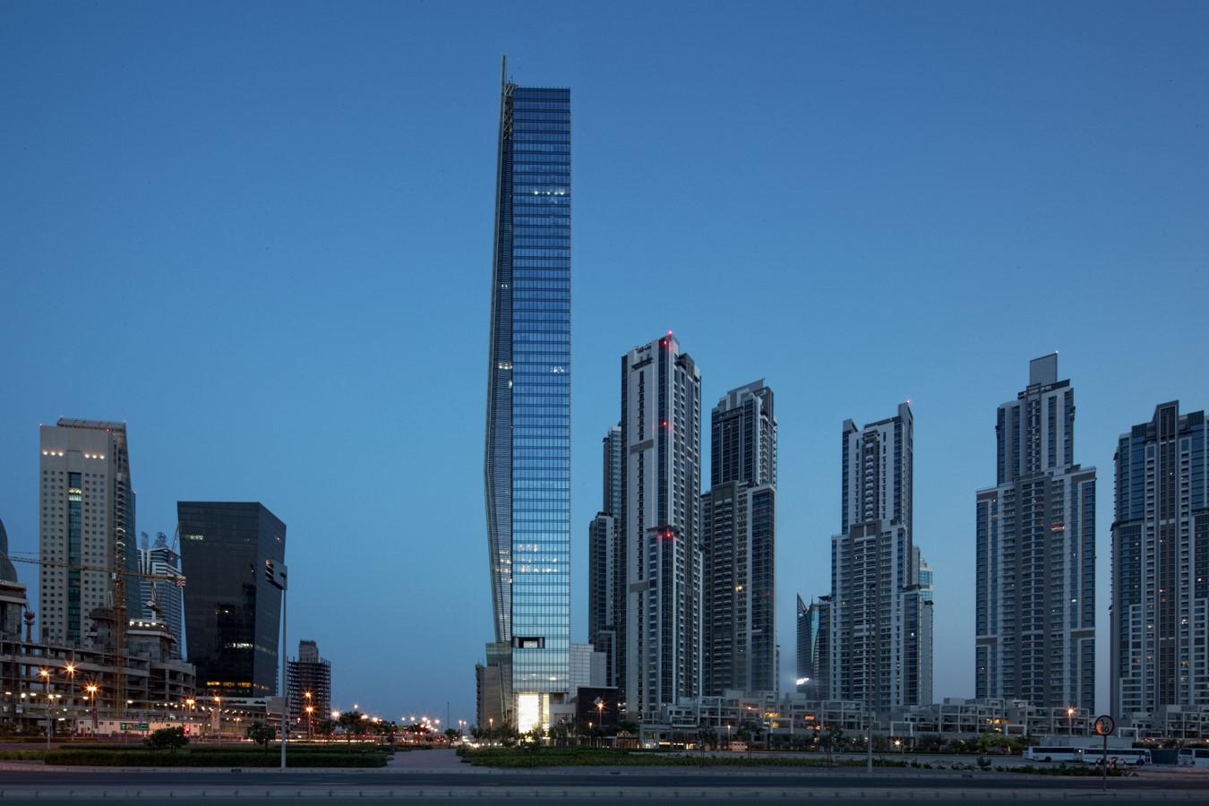 Vision Tower at Business Bay - Sheet4
