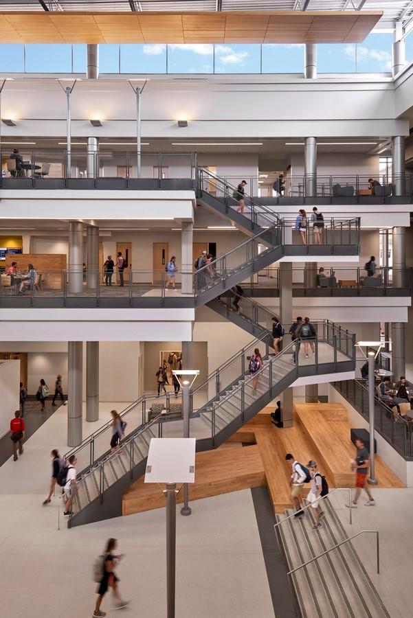 Auburn University - Mell Classroom Building © Rbd Library - Sheet1