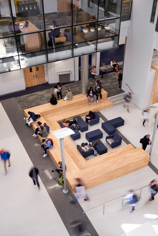 Auburn University - Mell Classroom Building © Rbd Library - Sheet2