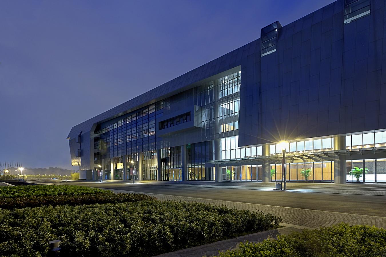 Nanjing International Expo Centre - Sheet3
