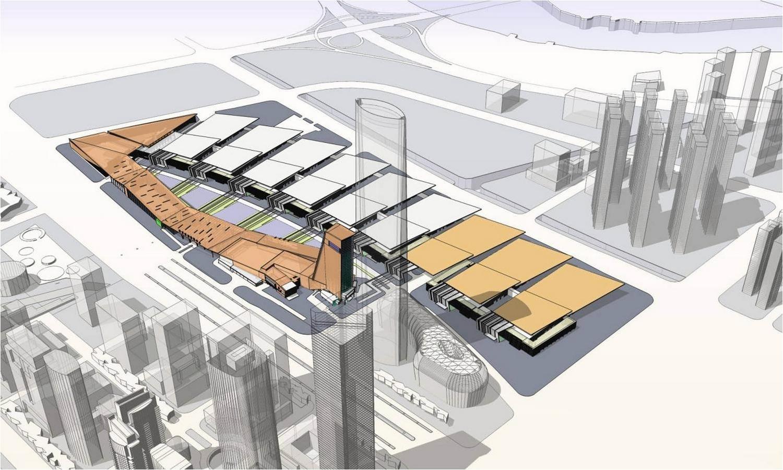 Nanjing International Expo Centre - Sheet8