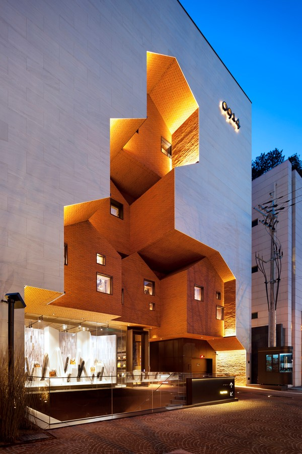 '0914' Flagship Store designed by TRU Architects reflects a co-working village in Seoul - Sheet2